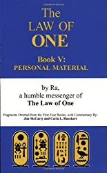 The Law of One Book 5: Personal Material