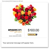 Amazon Gift Card – E-mail – Flower Heart image