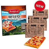Bridgford Pepperoni Pizza With Cheese MRE Survival Food - 3 Pack