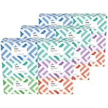 Amazon Brand - Solimo Facial Tissues, 160 Tissues per Box (18 Flat Boxes)