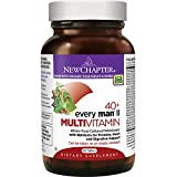 New Chapter Every Man II 40+, Men's Multivitamin Fermented with Probiotics + Selenium