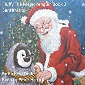 Santa's Gift (Fluffy The Magic Penguin) (Volume 3) | Richard Dodd