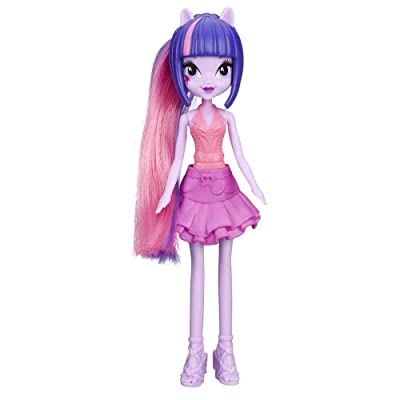 My Little Pony Equestria Girls Twilight Sparkle Doll: Toys & Games