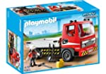 Playmobil City Action 5283 Flatbed Co...