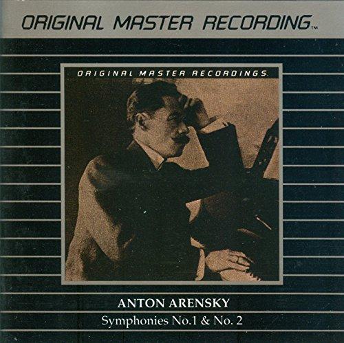 arensky symphony - 8