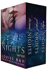 The Nights Series: Parisian Nights, Promised Nights and Indigo Nights: three sexy, standalone, full length romances