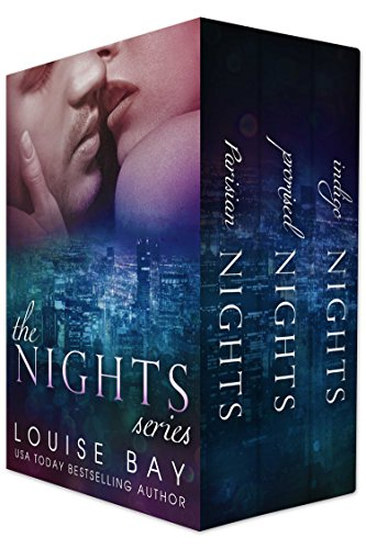 Search : The Nights Series: Parisian Nights, Promised Nights and Indigo Nights