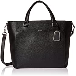 Tumi Sinclair Small Camila Tote, Black