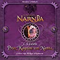 Prinz Kaspian von Narnia (Chroniken von Narnia 4) Audiobook by C. S. Lewis Narrated by Philipp Schepmann