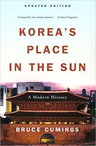 Koreas place in the sun a modern history updated kindle koreas place in the sun a modern history updated kindle edition by bruce cumings politics social sciences kindle ebooks amazon fandeluxe Images