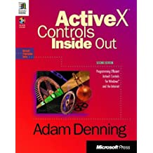 ActiveX Controls Inside Out, with CD by Adam Denning (1997-01-01)