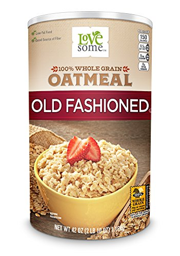 LoveSome Old Fashioned Oatmeal, 42 Ounce