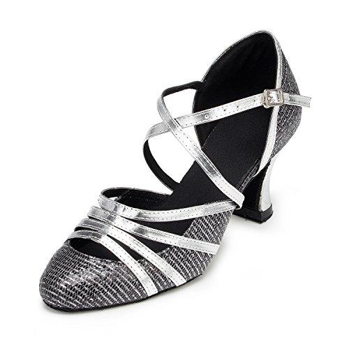 Miyoopark - salón mujer Black-7cm heel