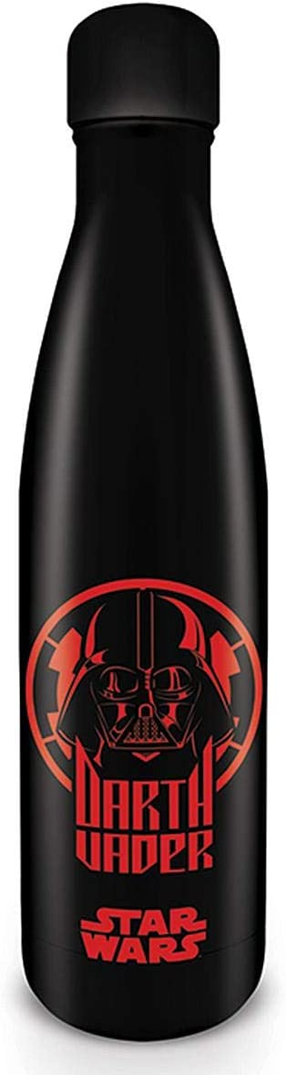 Star Wars Botella de Aluminio Darth Vader