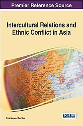 Religious Map Of Asia.Intercultural Relations And Ethnic Conflict In Asia Advances In