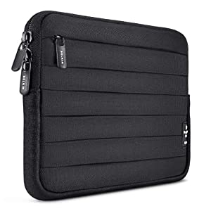 Belkin Universal Pleated Sleeve for 8in Tablet (Black) from Belkin Components