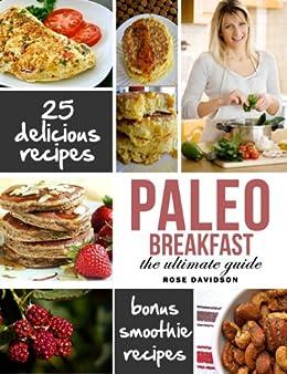 recetas desayuno dieta paleo