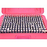 .501-.625'' Minus Tolerance Pin Gage Set