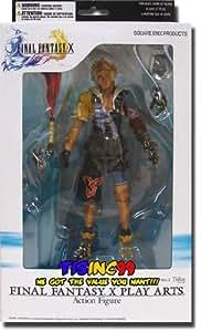 """Final Fantasy X Tidus 8"""" Action Figure"""