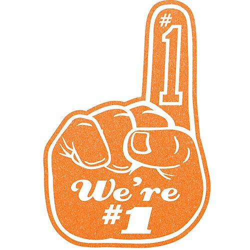 Number One Foam Finger - 8