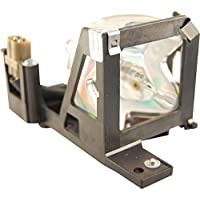 QueenYii ELPLP29 Compatible for EPSON EMP-TW10H Replacement Projector Lamp with bulb inside