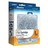 Pet Life Aqueon QuietFlow Replacement Filter Cartridge - 06087 - Large, 3 Pack