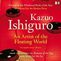 An Artist of the Floating World Audiobook by Kazuo Ishiguro Narrated by David Case