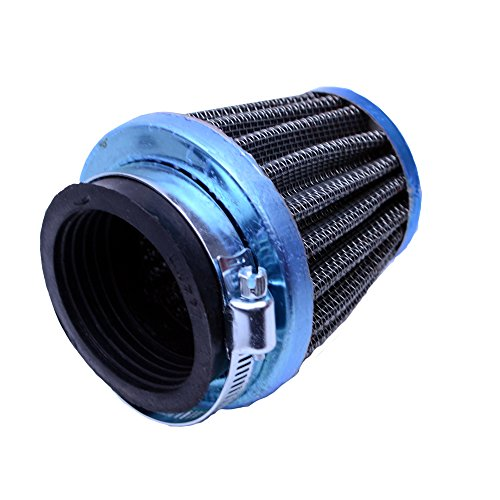 FLYPIG 44mm Air Filter for GY6 150CC ATVs Go Karts Scooters 150 cc Quad 4 Wheeler Dune Buggy Sandrail Moped Roketa Taotao Jonway Sunl Coolster ()