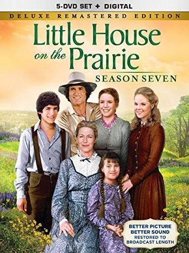 - Little House On The Prairie Season 7 Deluxe Remastered Edition [DVD]