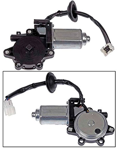 Nissan G35 Coupe (APDTY 853622 Window Lift Motor Front Left Driver-Side For 2003-2009 Nissan 350Z / 2003-2007 Infiniti G35 Coupe (Replaces 80731-CD00A))
