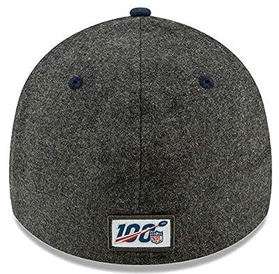 New Era Men's Los Angeles Rams Cap Hat Sideline Home NFL Wool ONF19SL 39Thirty