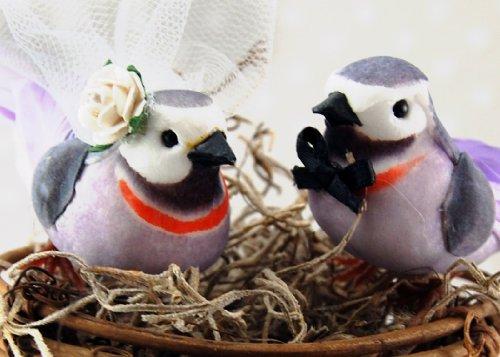 Love Nest Love Bird Cake Topper: