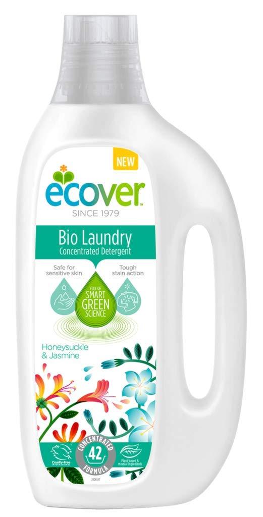 Ecover Detergente Liquido Concentrado, 850 ml, Pack de 1: Amazon ...