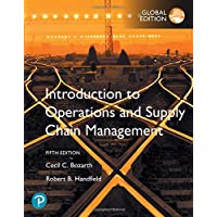 Introduction to Operations and Supply Chain Management, Global Edition (0)