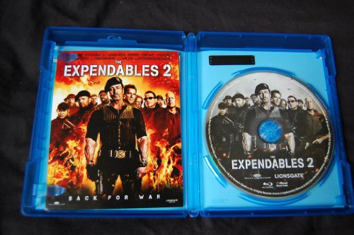 The Expendables 2 (Single Disc) Blu-ray