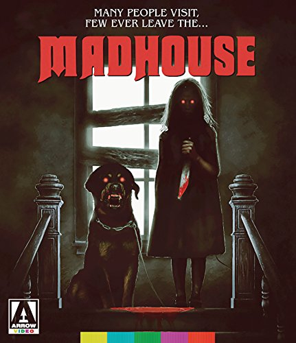 Limited Edition Artwork (Madhouse (2-Disc Special Edition) [Blu-ray + DVD])