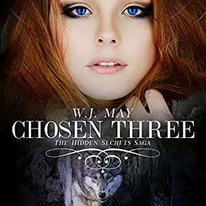 Chosen Three Audiobook