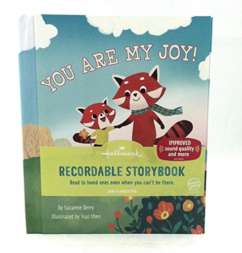 Hallmark 1KOB8162 You Are My Joy! Recordable Storybook
