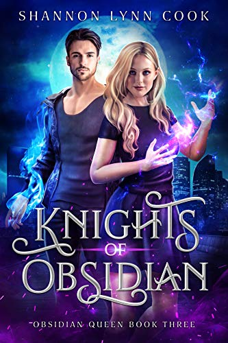 Knights of Obsidian (Obsidian Queen Book 3)