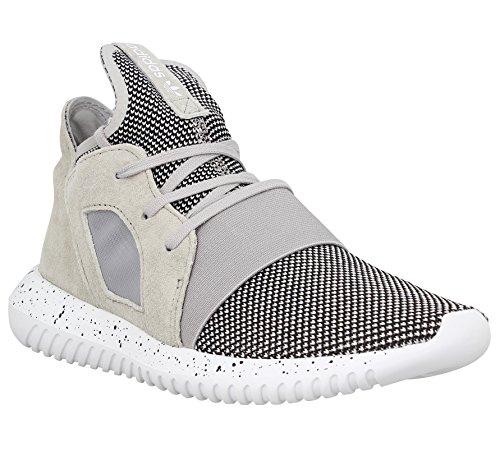 Unisex Bb5117 Adidas Originals Scarpe Clear Granite Footwear Defiant Tubular W SvwZaYqw