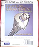 Introduction to Financial Management, Brooks and Brooks, Raymond, 0136106293
