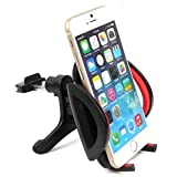 New Universal Car Air Vent Air-Vent Mount Cradle Phone Holder Stand Soporte Movil For Iphone 5 5S 6 6 Plus Samsung Galaxy S5 S6^.