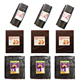 Lavashak Persian Fruit Leather Assorted Flavours 9 Packs