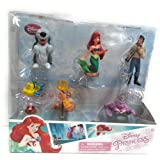little mermaid figure set - Disney Collection Ariel 7-pc. Figure Set