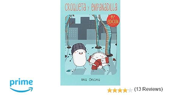 CROQUETA Y EMPANADILLA 1 (14ª EDICION) : Amazon.es: ANA ...
