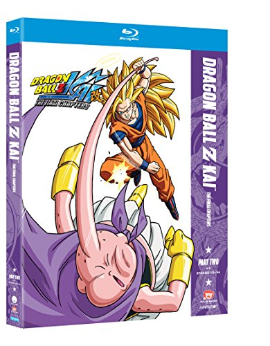 Dragon Ball Z Kai: The Final Chapters - Part Two [Blu-ray] (Dragon Ball Super Part 2 Blu Ray)