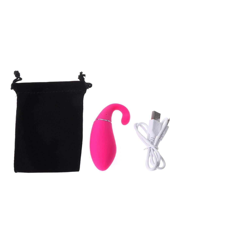 ea656229f6d Attack g-spot-vibrators Vibrator Sex Toys for Woman Mobile Bluetooth APP  Smart Vibrating Egg G spot Clitoral Stimulation Massager Dropshipping