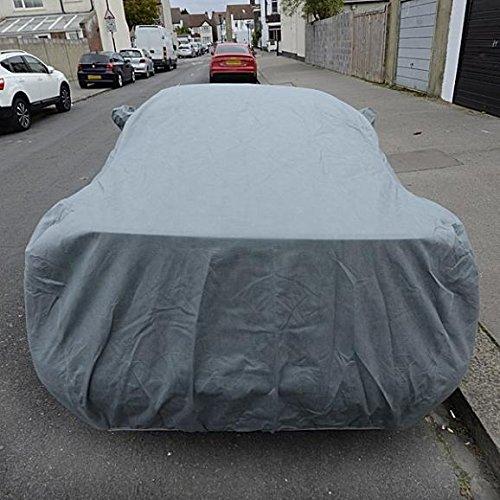 UK Custom Covers CC291 Outdoor Tailored Waterproof Car Cover