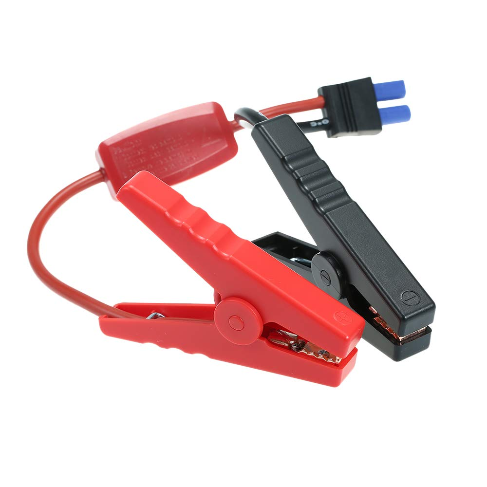 Car Jump Starter Portable Auto Battery Booster Kit Emergency Power Pack Phone Charger with Smart Charging Port 2.5L