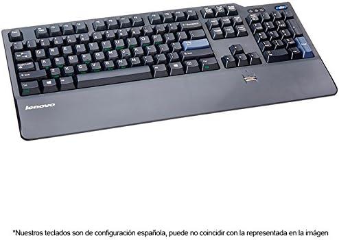 Lenovo Fingerprint Teclado USB Con Lector De Huella Dáctilar ...